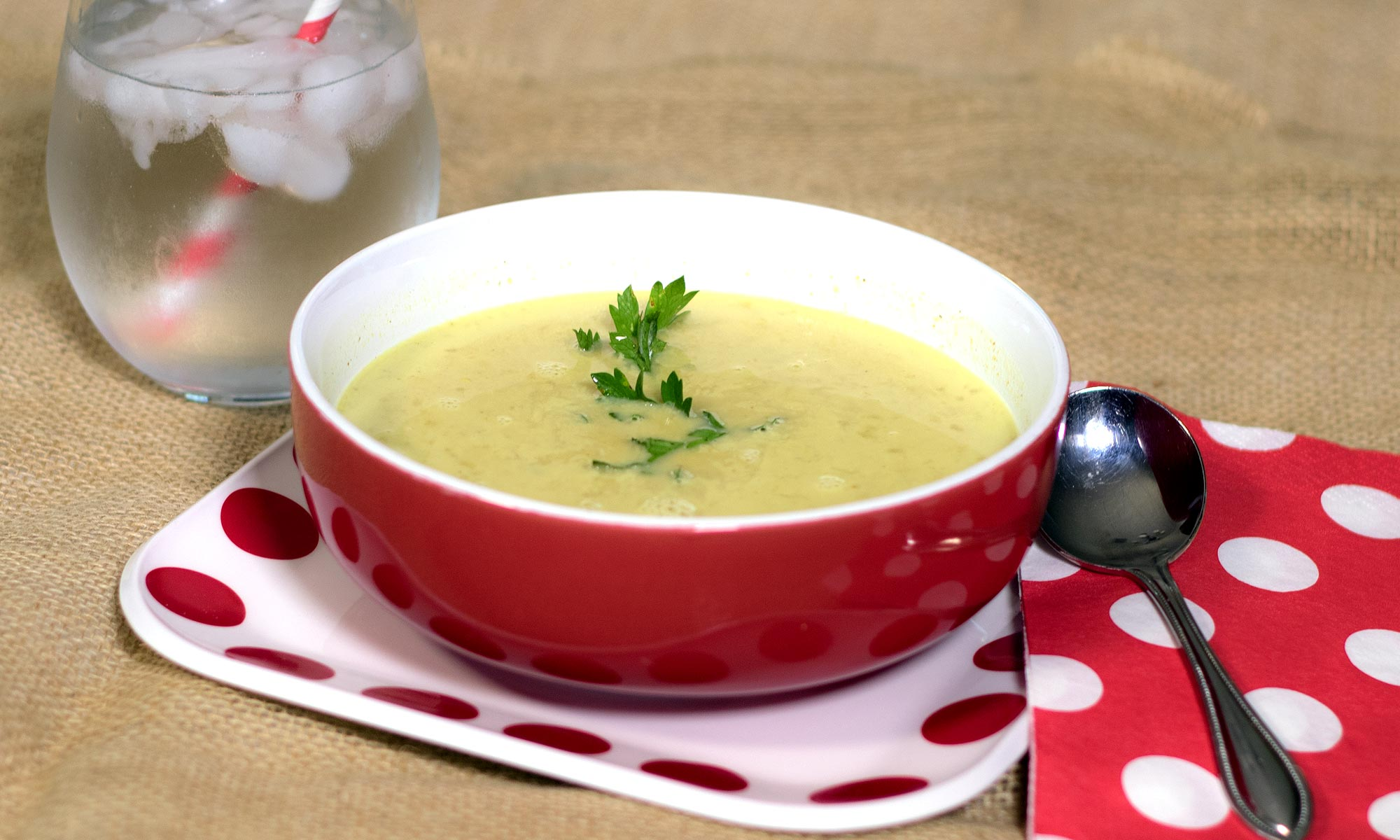 Red Lentil Curry Soup - Great Soup Now!